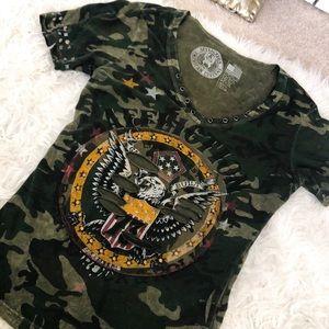 American customs t shirt